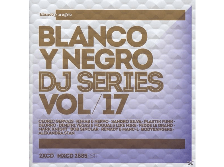VARIOUS - Blanco Y Negro Dj Series Vol.17 [CD]