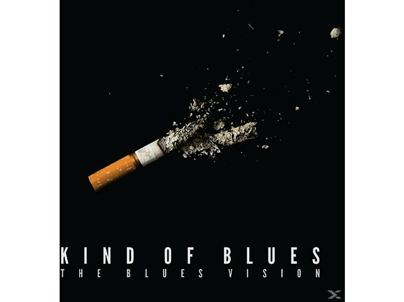Blues Vision - Kind Of Blues [CD]