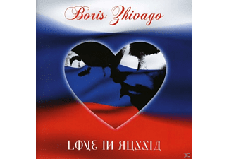 Boris Zhivago - Love In Russia - (CD)