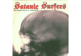 Satanic Surfers - Unconsciously Confined - (CD)