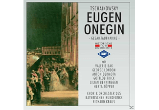 Chor U.Orch.D.Bayer.Rundfunks - Eugen Onegin - (CD)