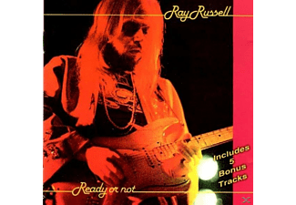 Ray Russel - Ready Or Not - (CD)