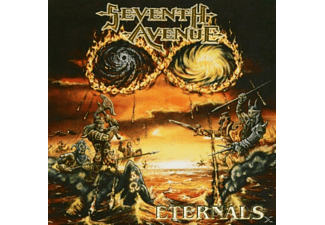 Seventh Avenue - Eternals - (CD)