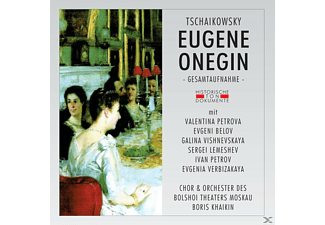ORCH.D.BOLSHOI THEATERS - Eugene Onegin - (CD)