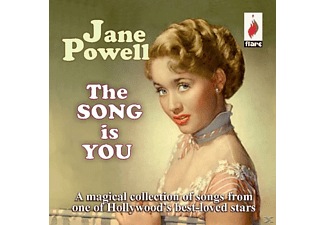 Jane Powell - The Song Is You - (CD)