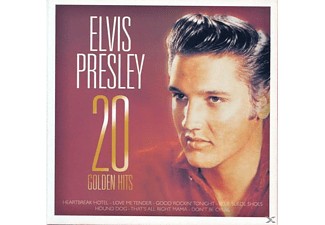 Elvis Presley - 20 Golden Hits - (CD)