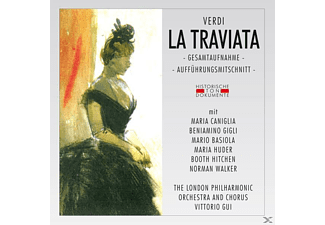 The London Philharmonic Orch.and Chorus - La Traviata - (CD)