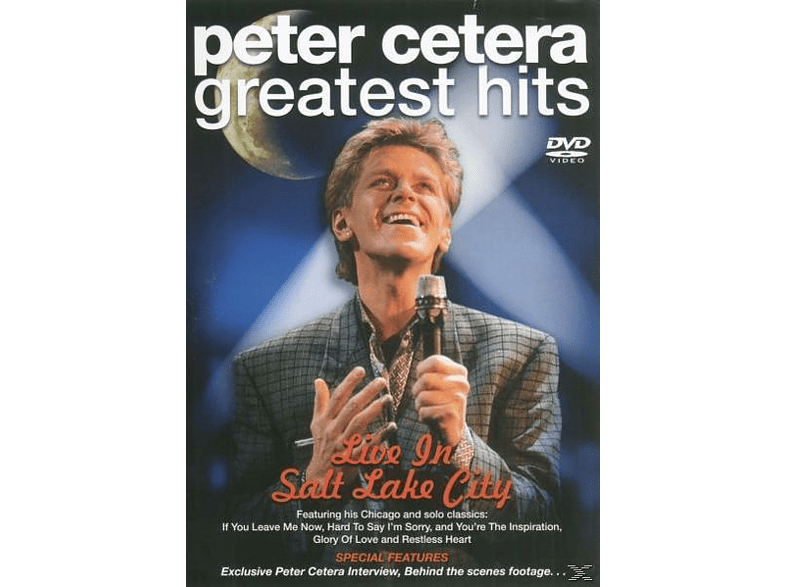 Peter Cetera - Greatest Hits [DVD]