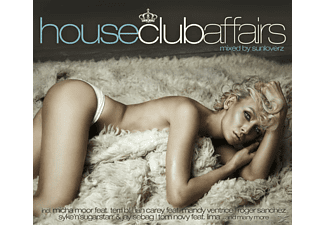 VARIOUS - House Club Affairs - (CD)