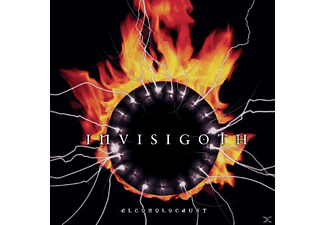 Invisigoth - ALCOHOLOCAUST - (CD)