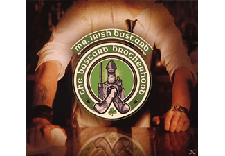 MR.IRISH BASTARD - Bastard Brotherhood - (CD)