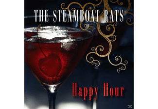 The Steamboat Rats - Happy Hour - (CD)