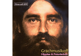 Grachmusikoff - Hippies & Futurischda - (CD)