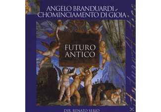 Angelo Branduardi - Futuro Antico - (CD)