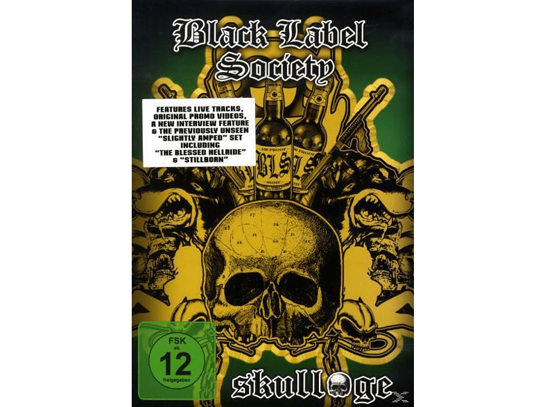 Black Label Society - Skullage [DVD]