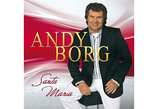 Andy Borg - Santa Maria - (CD)