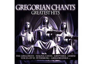 VARIOUS - Gregorian Chants - Greatest Hits - (CD)