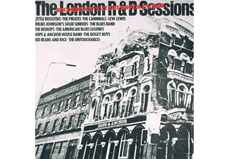 VARIOUS - London R&B Sessions Live - (CD)