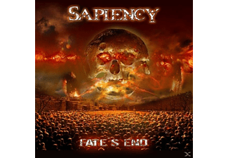 Sapiency - Fate's End - (CD)