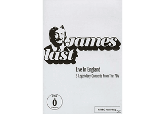James Last - Live In England - 3 Legendary Concerts From The 70s [DVD]