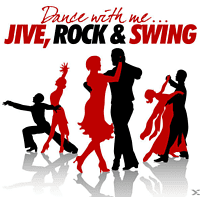 VARIOUS - Dance With Me-Jive, Rock And Swing [CD]