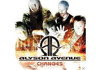 Alyson Avenue - Changes - (CD)