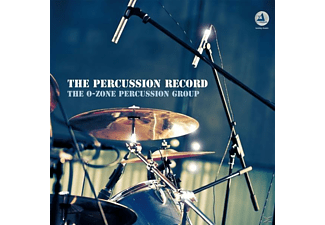 The O-zone Percussion Group - The Percussion Record (180g) [Vinyl]