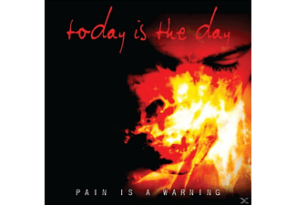 Today Is The Day - Pain Is A Warning - (CD)