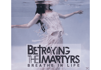 Betraying The Martyrs - Breathe In Life - (CD)