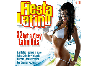 VARIOUS - Fiesta Latino-32 Hot & Fiery Latin Hits - (CD)