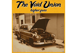 Void Union - HIGHER GUNS - (Vinyl)