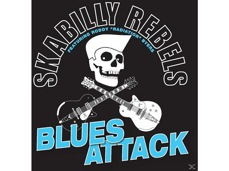 Roddy Radiation - Blues Attack [Vinyl]