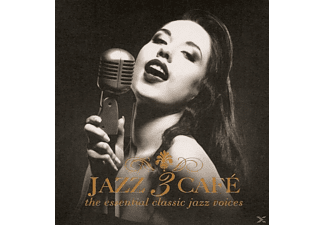 VARIOUS - jazz cafe vol.3 - (CD)