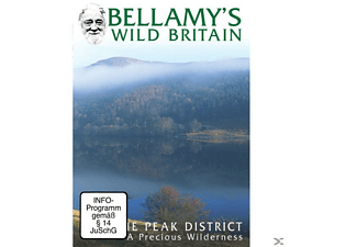 BELLAMY S WILD BRITAIN THE PEAK DISTRICT-A PRECIOU - (DVD)