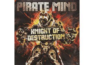 Pirate Mind - Knight Of Destruction - (CD)