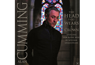 Alan Cumming - The Head that wears a Crown - (CD)