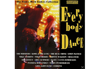 VARIOUS - Everybody Dance - (CD)