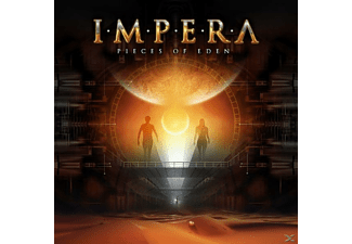 Impera - Pieces Of Eden - (CD)