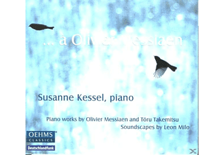 Susanne Kessel - A Olivier Messiaen - (CD)