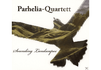 Parhelia-quartett - Sounding Landscapes - (CD)