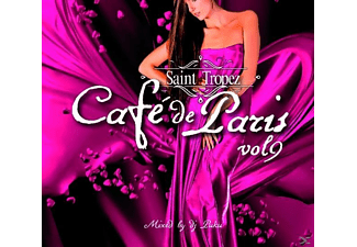 VARIOUS - Cafe De Paris 9 - (CD)