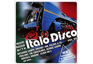 VARIOUS - From Russia With Italo Disco Vol.8 - (CD)