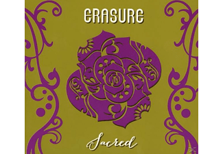 Erasure - Sacred - (Maxi Single CD)