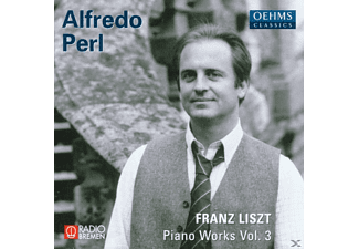Andreas Perl - Piano Works Vol.3 - (CD)