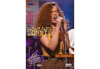 Sarah Jane Morris - In Concert-Ohne Filter [DVD]