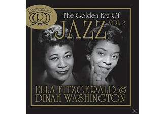 Dinah Washington - The Golden Era Of Jazz Vol.3 - (CD)