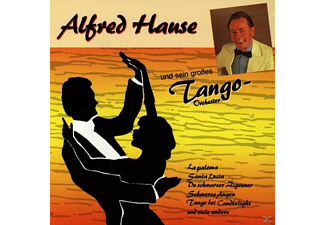 Alfred Hause - Tango-Orc.Alfred Hause - (CD)