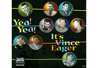 Vince Eager - Yea! Yea! It's Vince Eager - (CD)