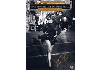 Tina Turner - Wildest Dreams Tour-Live In Amsterdam - (DVD)