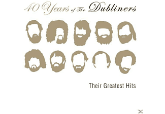 The Dubliners - 40 Years Of The Dubliners - (CD)